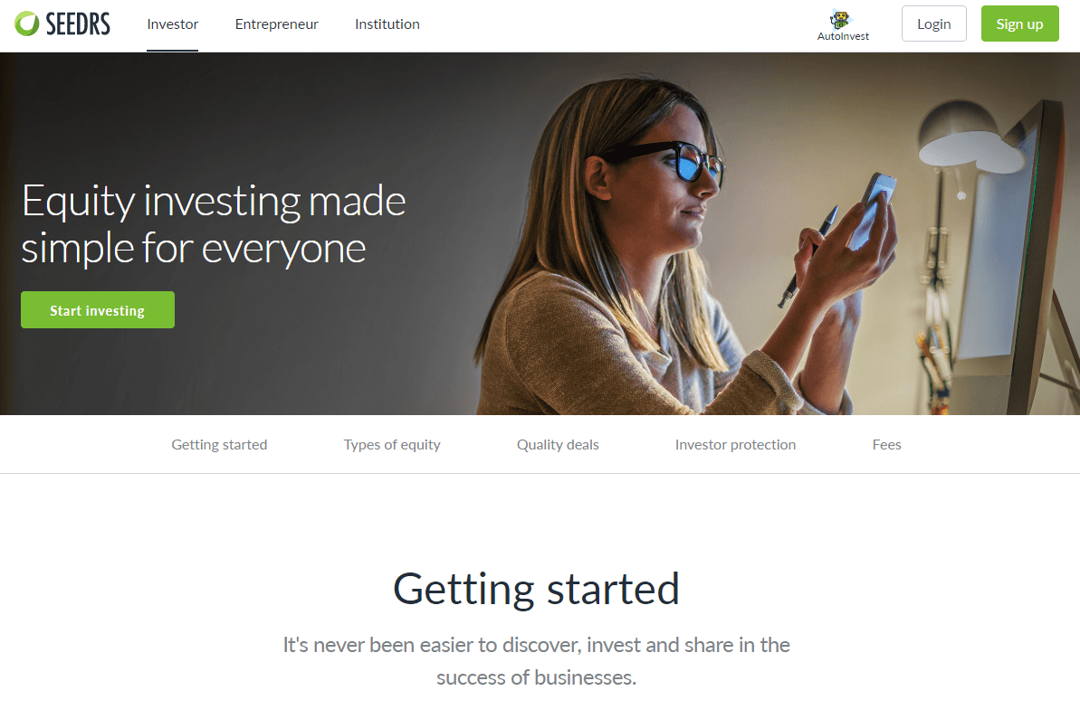 Seedrs Review