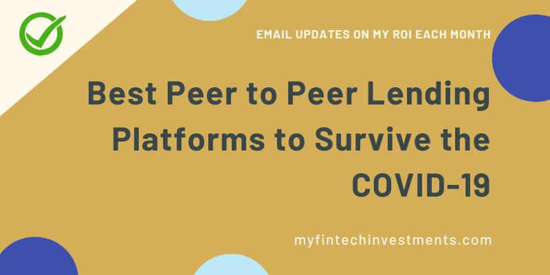 Best Peer to Peer Lending Platforms