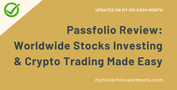 Passfolio Review - Worldwide Stocks Investing and Crypto Trading Made Easy